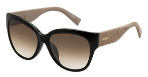 Max Mara MM 0002/S BZ4/JD BROWN SFBKGRYCROC (BROWN SF)