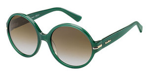 Max Mara MM DETAIL I CJH/IF BROWN DS AZUREOPL GREEN (BROWN DS AZURE)