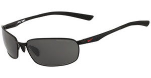Nike AVID WIRE EV0569 001 BLACK WITH GREY LENS LENS