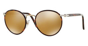 Persol PO2422SJ 1060W4 LIGHT BROWN MIRROR GOLDLIGHT GOLD