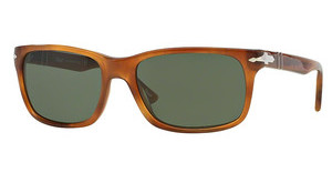 Persol PO3048S 101831 GREENSTRIPPED LIGHT HAVANA