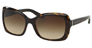 Ralph Lauren RL8134 500313 BROWN GRADIENTDARK HAVANA