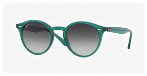 Ray-Ban RB2180 61648G GREY GRADIENTGREEN