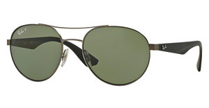 Ray-Ban RB3536 029/9A POLAR DARK GREENMATTE GUNMETAL