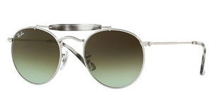 Ray-Ban RB3747 003/A6 GREEN GRADIENT BROWNSILVER