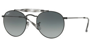 Ray-Ban RB3747 153/71 GREY GRADIENTMATTE BLACK