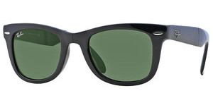 Ray-Ban RB4105 601 CRYSTAL GREENBLACK