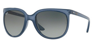 Ray-Ban RB4126 630371 LIGHT GREY GRADIENT DARK GREYTRASPARENT LIGHT BLUE