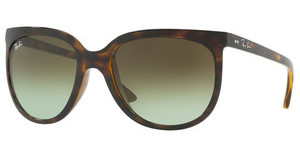 Ray-Ban RB4126 710/A6 GREEN GRADIENT BROWNHAVANA