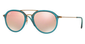 Ray-Ban RB4253 62367Y COPPER FLASH GRADIENTTORQUOISE