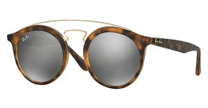 Ray-Ban RB4256 60926G GREY MIRROR SILVERMATTE HAVANA