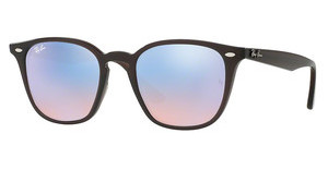 Ray-Ban RB4258 62311N BLUE FLASH BLUESHINY OPAL BROWN