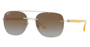 Ray-Ban RB4280 6288T5 POLAR BROWN GRADIENTTRANSPARENT