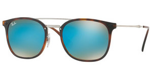 Ray-Ban RB4286 6257B7 BROWN GRADIENT DARK BROWN MIRRSHINY RED HAVANA