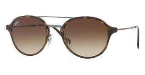 Ray-Ban RB4287 710/13 BROWN GRADIENTLIGHT HAVANA