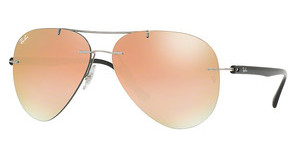 Ray-Ban RB8058 159/B9 MIRROR GRADIENT COPPERGREY