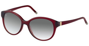Rodenstock R7405 D sun protect - smokx grey gradient - 68%dark red