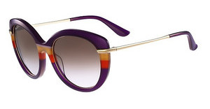 Salvatore Ferragamo SF724S 506 VIOLET-ORANGE