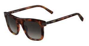 Salvatore Ferragamo SF785S 228 MARBLE BROWN