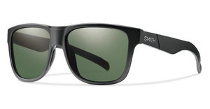 Smith LOWDOWN XL DL5/IN GREY GREEN PZMTT BLACK