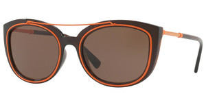 Versace VE4336 509373 BROWNTRANSPARENT BROWN