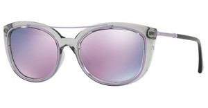 Versace VE4336 52545R DARK GREY MIRROR PINKTRANSPARENT GREY