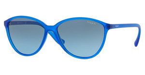 Vogue VO2940S 22818F BLUE GRADIENTTRANSPARENT ELECTRIC BLUE