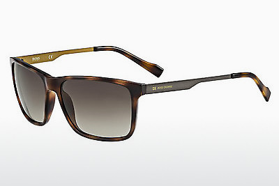 Ochelari oftalmologici Boss Orange BO 0163/S 8XL/HA - Maro, Havana