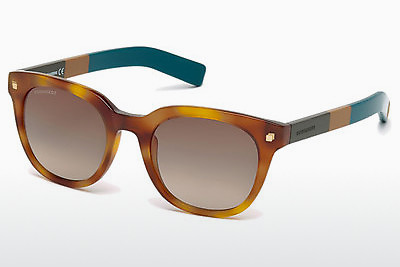 Ochelari oftalmologici Dsquared DQ0208 53K - Havana, Yellow, Blond, Brown