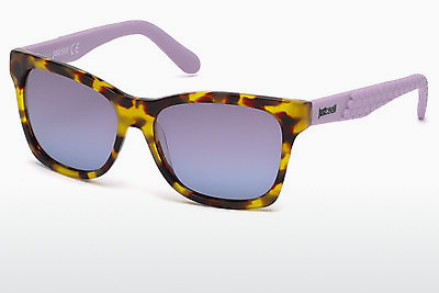 Ochelari oftalmologici Just Cavalli JC649S 53W - Havana, Yellow, Blond, Brown