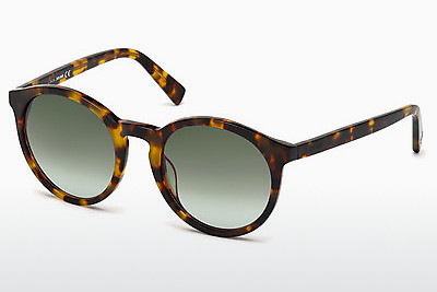 Ochelari oftalmologici Just Cavalli JC672S 53P - Havana, Yellow, Blond, Brown