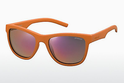 Ochelari oftalmologici Polaroid Kids PLD 8018/S H0A/OZ - Orange