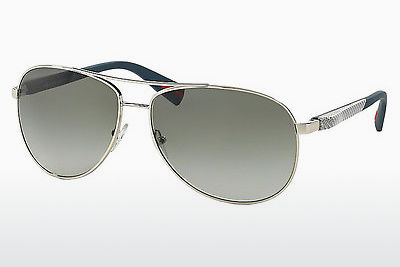 Ochelari oftalmologici Prada Sport NETEX COLLECTION (PS 51OS 1BC3M1) - Argintiu