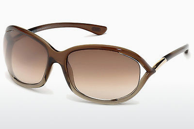 Ochelari oftalmologici Tom Ford Jennifer (FT0008 38F) - Maro