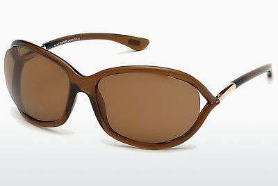 Ochelari oftalmologici Tom Ford Jennifer (FT0008 48H) - Maro
