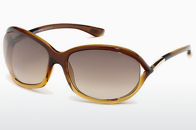 Ochelari oftalmologici Tom Ford Jennifer (FT0008 50F) - Maro