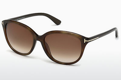 Ochelari oftalmologici Tom Ford Karmen (FT0329 50P) - Maro, Dark