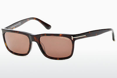 Ochelari oftalmologici Tom Ford Hugh (FT0337 56J) - Havana