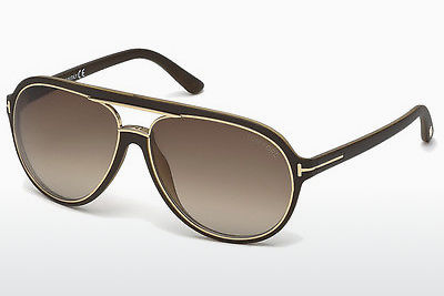 Ochelari oftalmologici Tom Ford Sergio (FT0379 50K) - Maro, Dark