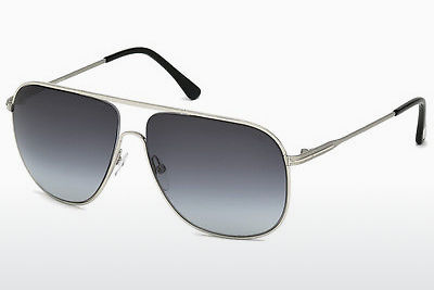 Ochelari oftalmologici Tom Ford Dominic (FT0451 16W) - Argintiu, Shiny, Grey