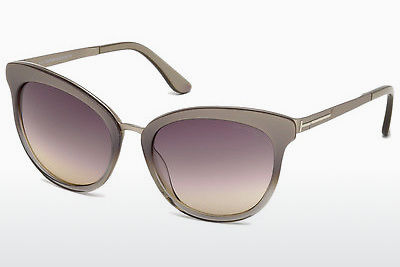 Ochelari oftalmologici Tom Ford FT0461 59B - Fildeş, Beige, Brown