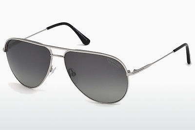 Ochelari oftalmologici Tom Ford FT0466 17D - Gri, Matt, Palladium