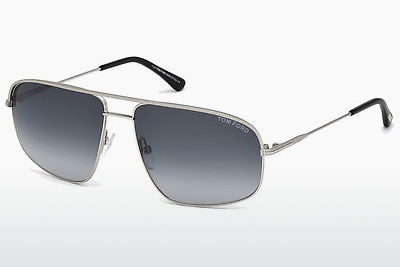 Ochelari oftalmologici Tom Ford FT0467 17W - Gri, Matt, Palladium
