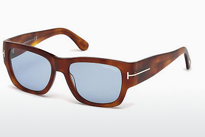Ochelari oftalmologici Tom Ford FT0493 53V - Havana, Yellow, Blond, Brown