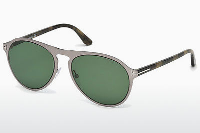 Ochelari oftalmologici Tom Ford Bradburry (FT0525 14N) - Gri, Shiny, Bright