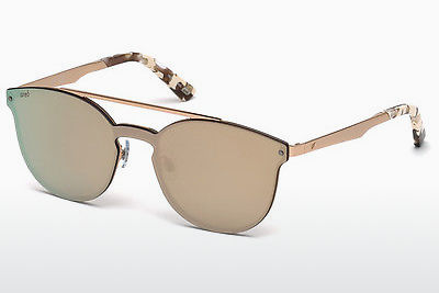 Ochelari oftalmologici Web Eyewear WE0190 34G - Bronz, Bright, Shiny