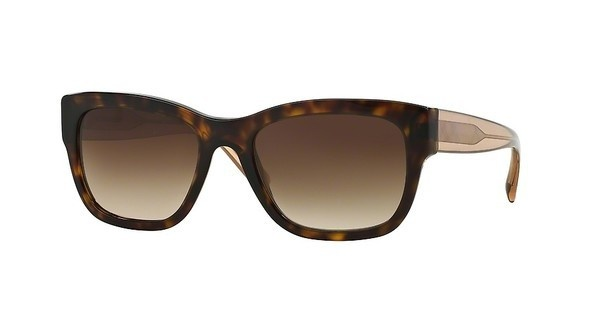 Burberry BE4188 350613 BROWN GRADIENTDARK HAVANA