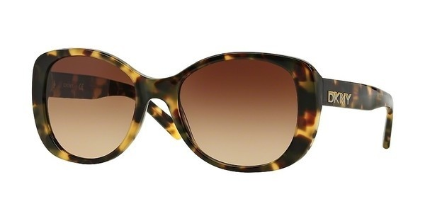 DKNY DY4136 368913 DARK BROWN GRADIENTVINTAGE TORTOISE