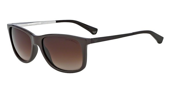 Emporio Armani EA4023 519613 BROWN GRDIENTDARK BROWN