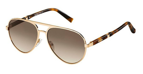 Max Mara MM DESIGN 000/JD BROWN SFROSE GOLD
